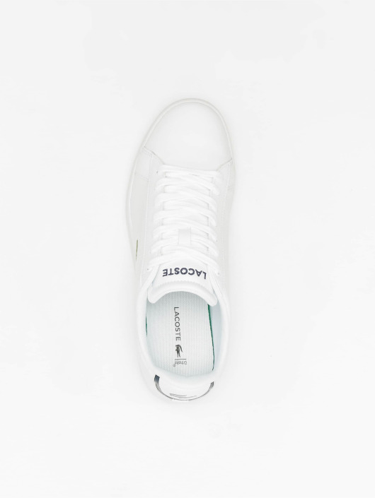 e849274392 Lacoste | Carnaby Evo BL 1 blanc Homme Baskets 327723