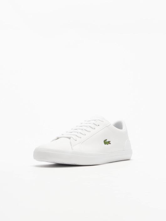 Lacoste Baskets Lerond BL1 blanc
