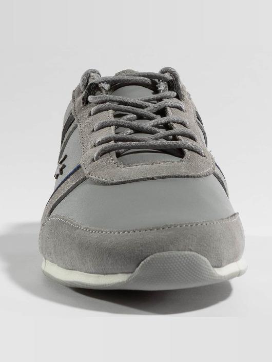Lacoste   Menerva gris Homme Baskets 423591 fb796f2427cc
