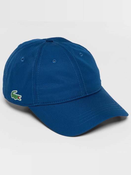 d422a973 Lacoste snapback cap Classic blauw; Lacoste snapback cap Classic blauw ...