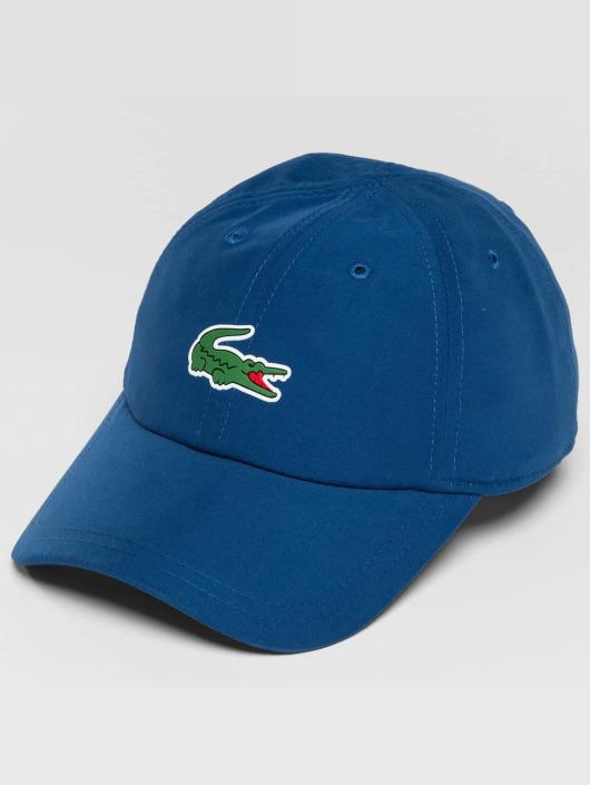 Lacoste Snapback Caps Classic blå  Lacoste Snapback Caps Classic blå ... 49ba4c0bfdd