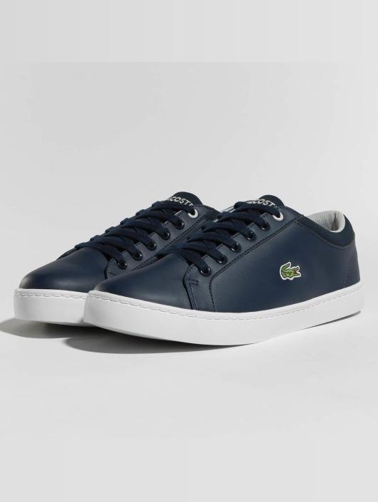 5a1512e6f14 Lacoste schoen / sneaker Straightset BL I in blauw 424792