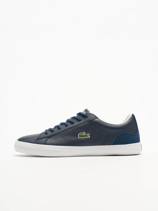 Lacoste sneaker Lerond 318 3 blauw