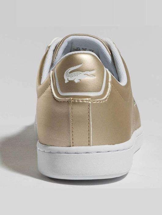 Lacoste sneaker Carnaby Evo goud