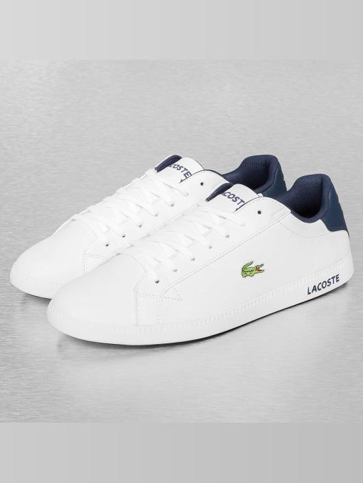 Lcr3 Wit Lacoste Graduate Spm Schoen In 240623 Sneaker wqqxfag