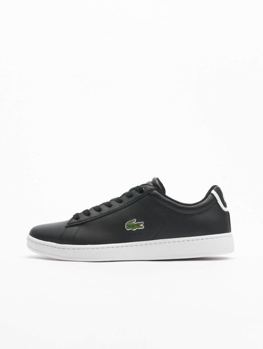 bc31c9a27a5 Lacoste Sko / Sneakers Carnaby Evo BL 1 i sort 327705