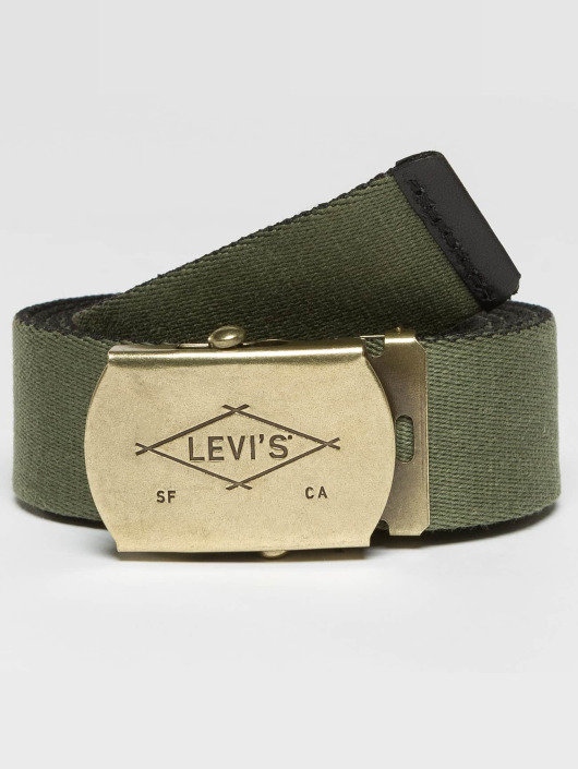 Levi's® Belt Reversible Web black
