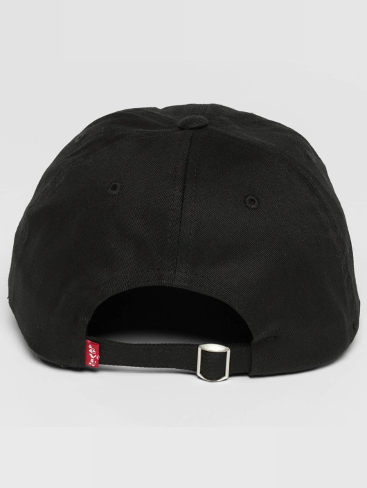 Levi's® Snapback Olympic Logo Flexfit èierna