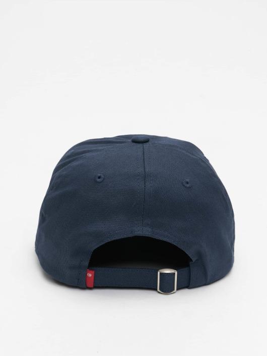 Levi's® Snapback Caps Big Batwing blå