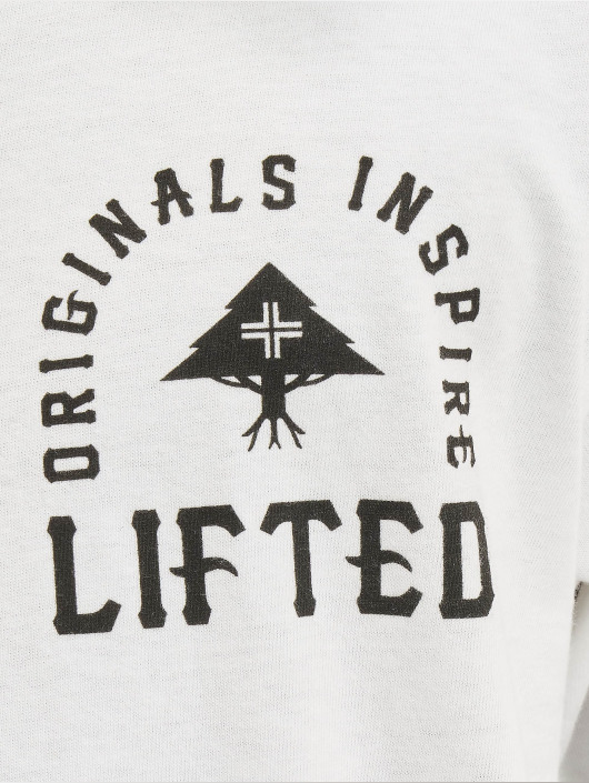 LRG T-Shirty Inspired Tee bialy