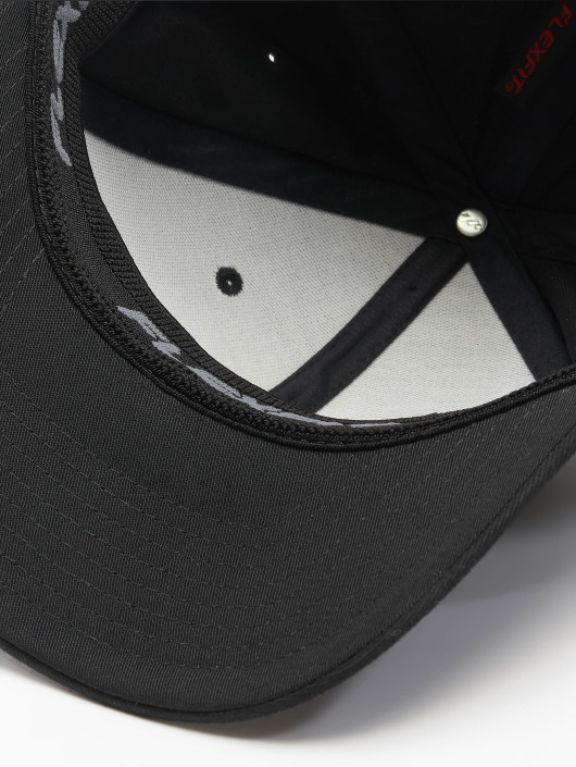 Merchcode Flexfitted Cap Batman czarny