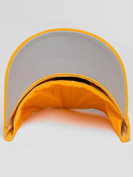Merchcode Flexfitted-lippikset Flash Comic keltainen