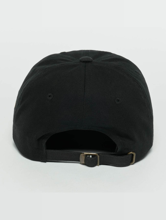 Merchcode Snapback Caps Hustler čern