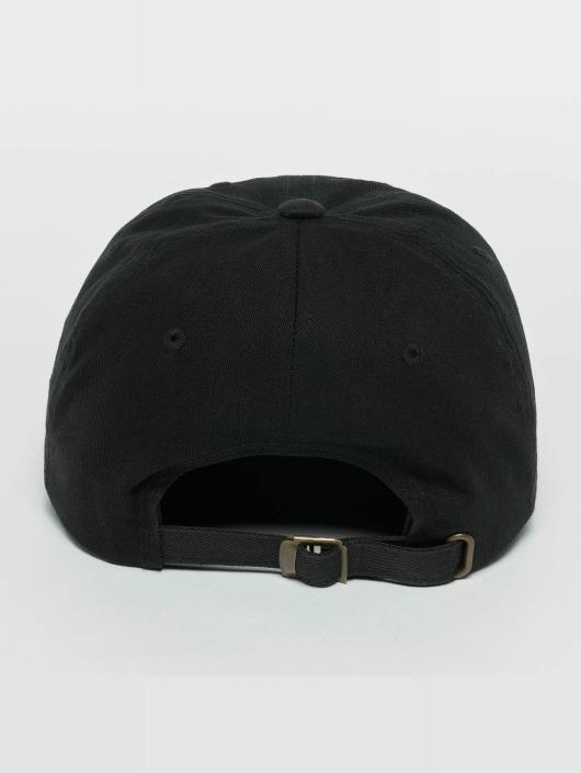 Merchcode Snapback Caps Hustler musta