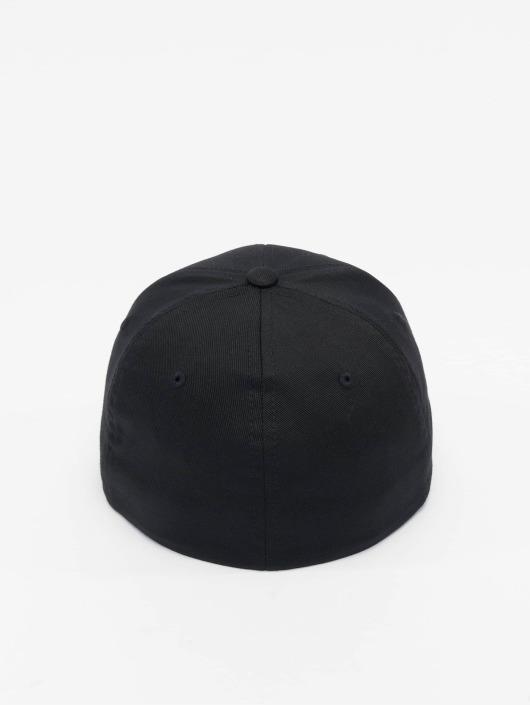Mister Tee Flexfitted Cap NASA czarny