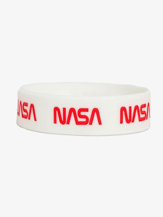Mister Tee Náramky NASA biela
