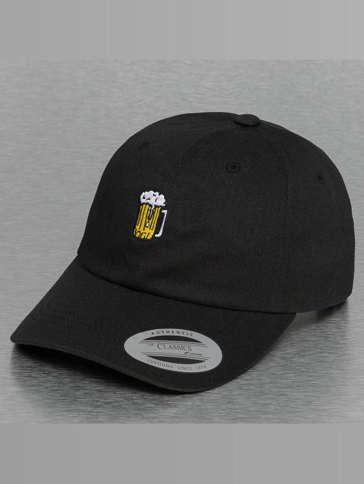 Mister Tee Snapback Cap Beer black