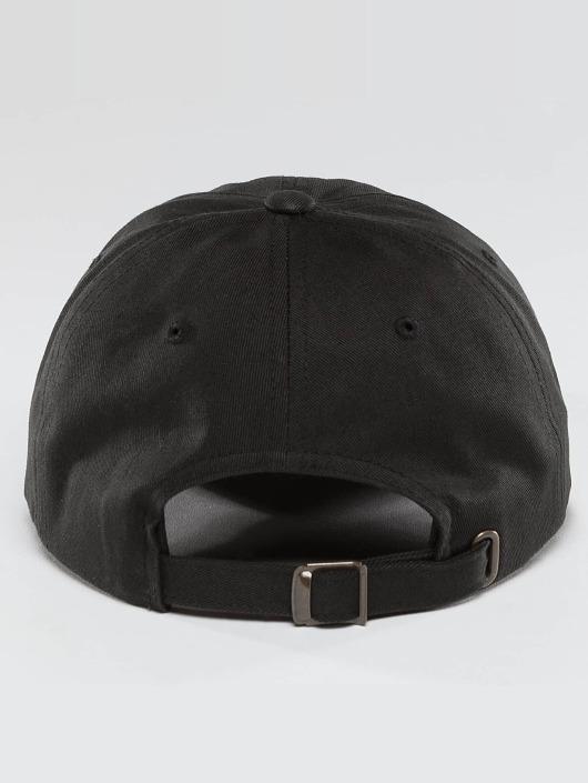 Mister Tee Snapback Caps Crown Dad czarny