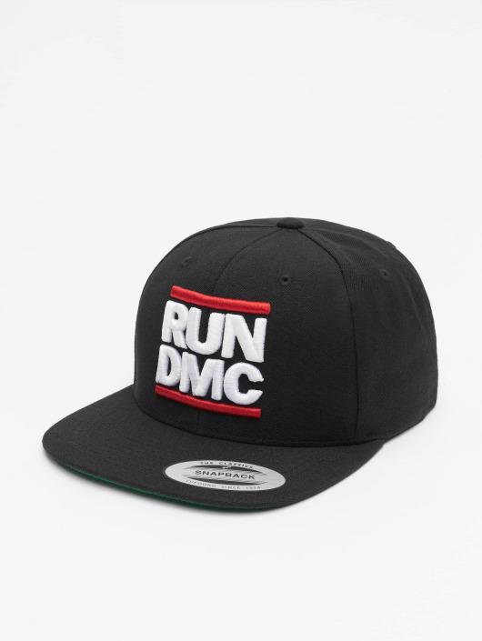 Mister Tee Snapbackkeps Run DMC svart