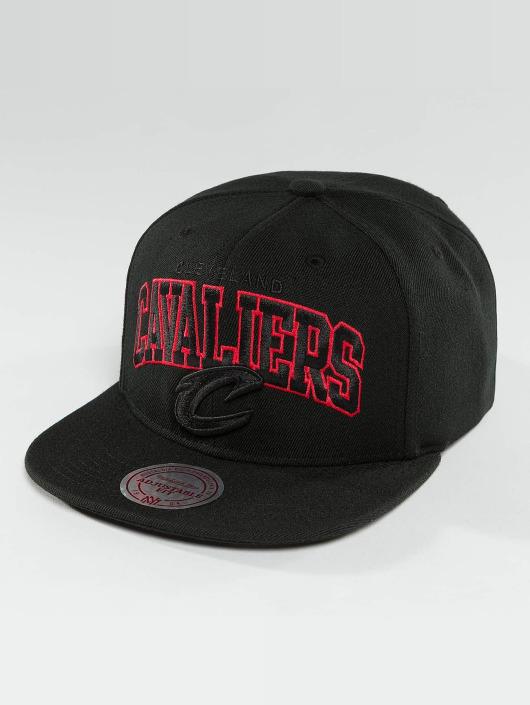Mitchell & Ness Кепка с застёжкой Red Pop Cleveland Cavaliers черный
