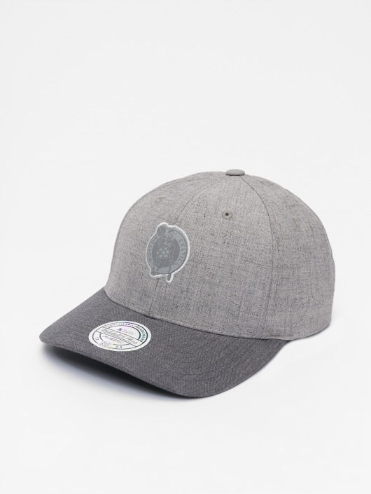 Mitchell & Ness Casquette Snapback & Strapback HWC Beam Bosten Celtics 110 Curved gris
