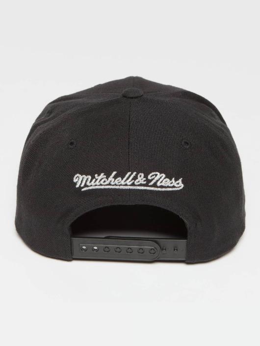 Mitchell & Ness Casquette Snapback & Strapback Woven TC NBA Boston noir
