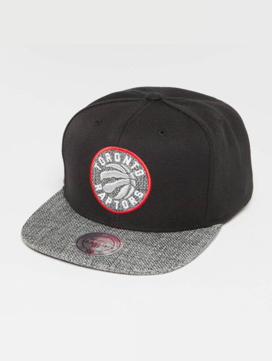 Mitchell & Ness Gorra Snapback Woven TC NBA Toronto Raptors negro