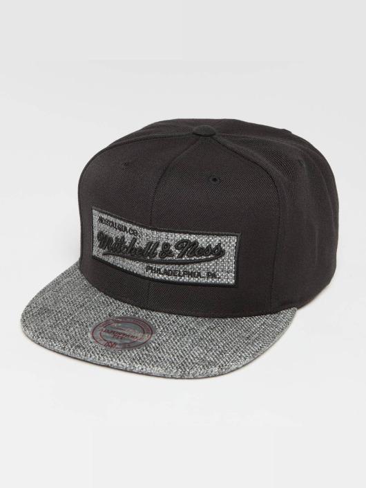 Mitchell & Ness Snapback Own Brand Woven TC èierna