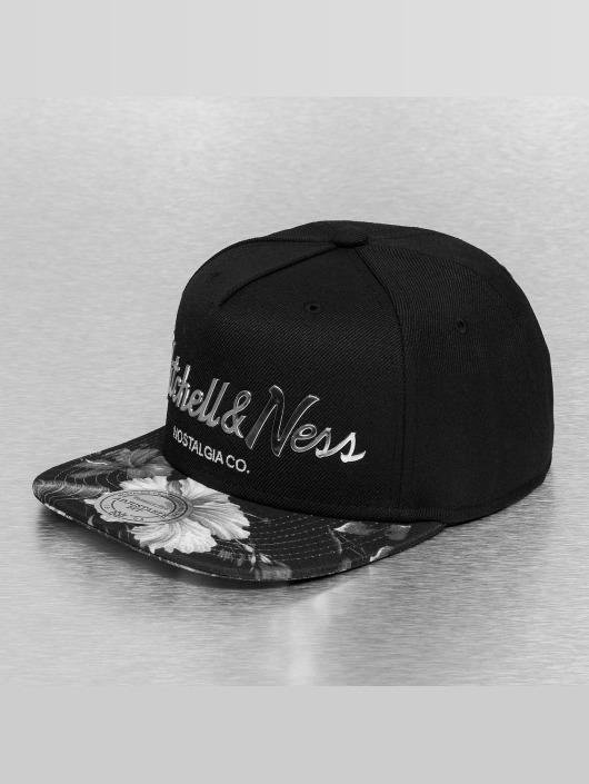 Mitchell & Ness Snapback Cap Tropical Visor Sonic black