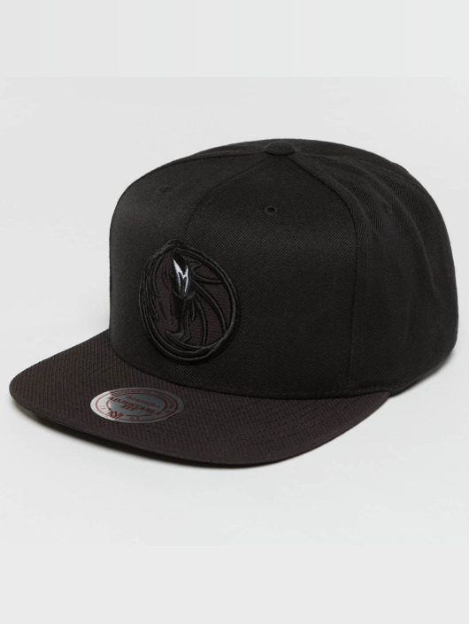 Mitchell & Ness Snapback Cap Full Dollar Dallas Mavericks black
