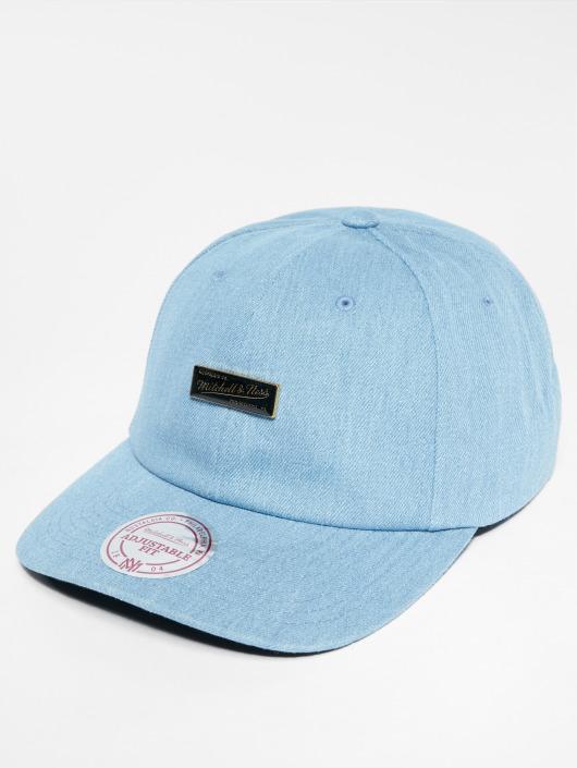 Mitchell & Ness snapback cap Own Brand blauw