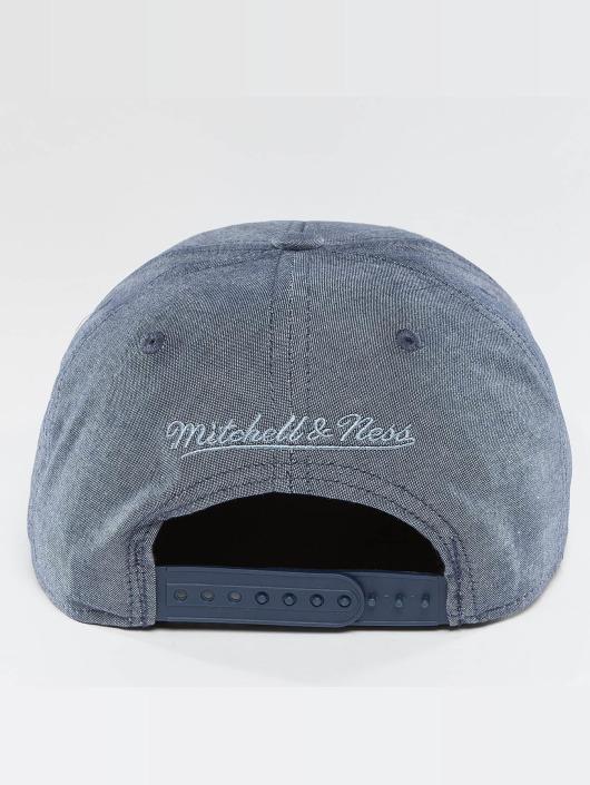 Mitchell & Ness Snapback Cap NBA Italian Washed Cleveland Cavaliers blue