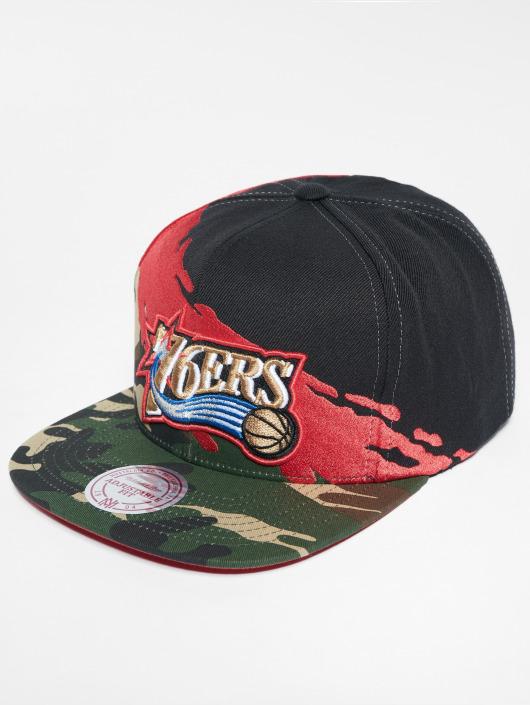 Mitchell & Ness Snapback Cap HWC Philadelphia 76ers bunt