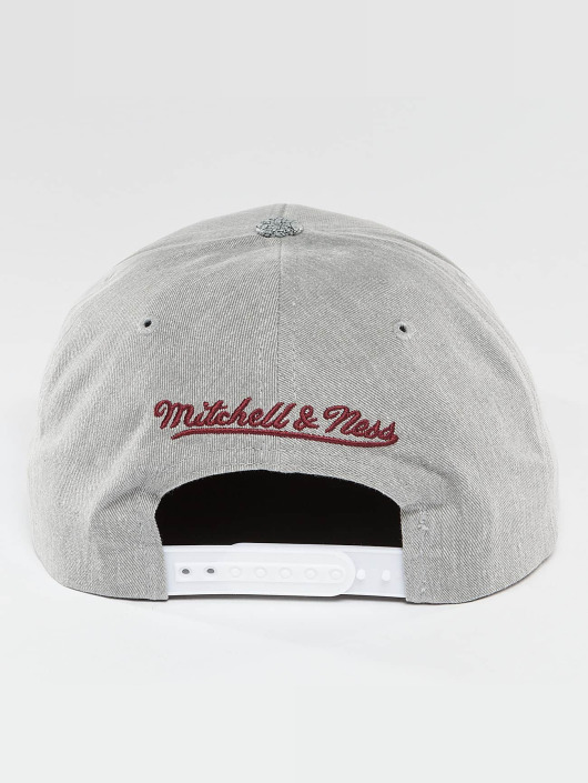 Mitchell & Ness Snapback Cap NBA Cracked Cleveland Cavaliers grey