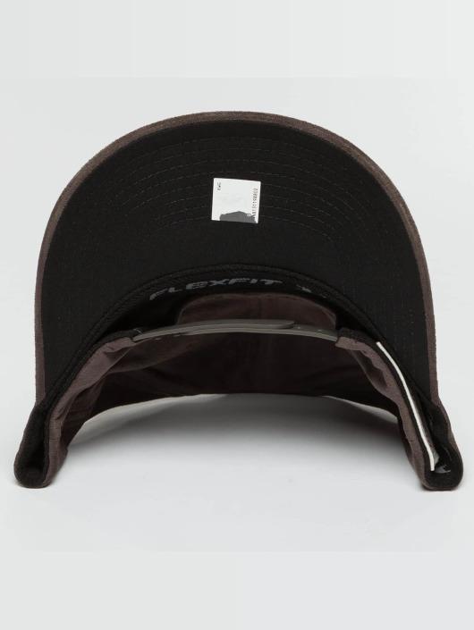 Mitchell & Ness Snapback Cap 110 Curved NBA Torronto Raptors Suede grey