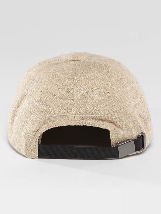Mitchell & Ness Snapback Cap Boost khaki