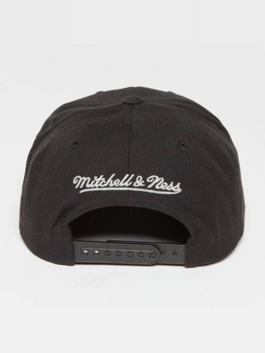 Mitchell & Ness snapback cap Own Brand Woven TC zwart