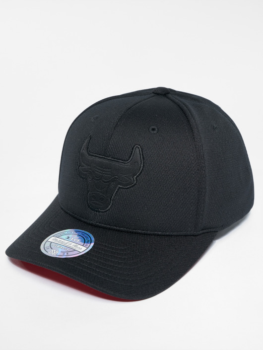 Mitchell   Ness Cap   snapback cap NBA Chicago Bulls in zwart 504964 a1c2234a3537
