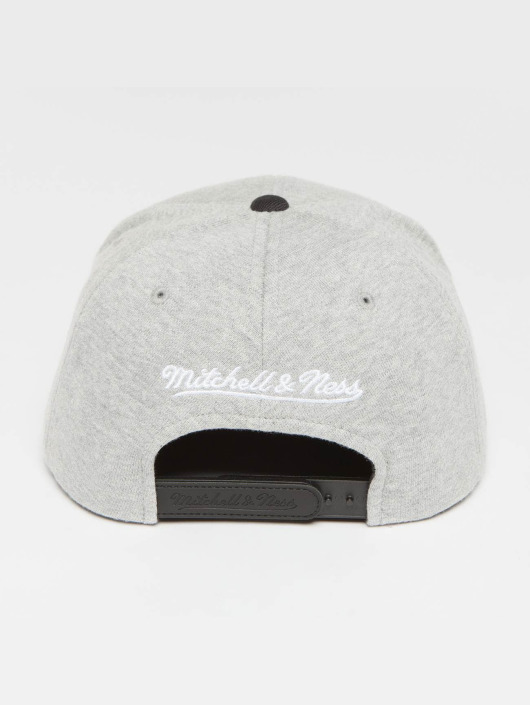 Mitchell & Ness Snapback Caps The 3-Tone Own Brand Pinscript harmaa