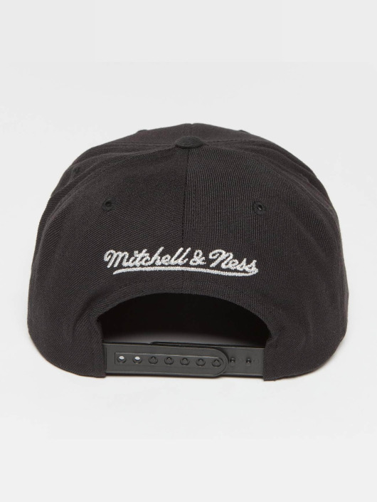 Mitchell & Ness Snapback Caps Own Brand Woven TC musta