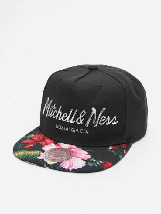 Mitchell & Ness Snapback Caps Tropical Visor Sonic svart