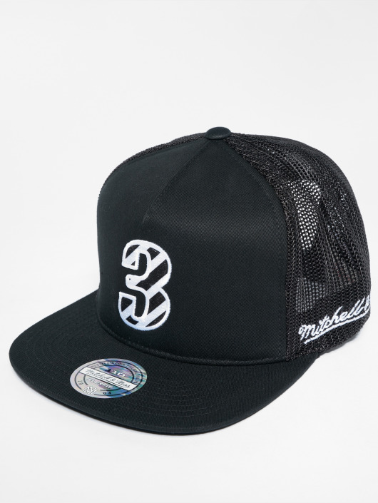 Mitchell & Ness trucker cap HWC Philadelphia 76ers zwart