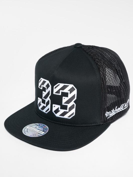Mitchell & Ness Trucker Caps HWC New York Knicks svart