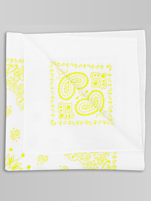 MSTRDS Bandana-huivit Printed keltainen ... ec0f4feee4
