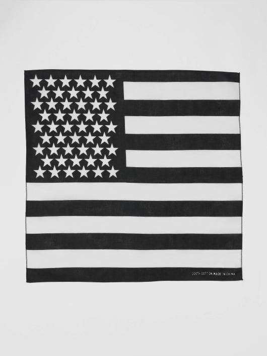 MSTRDS Bandana Stars & Stripes schwarz