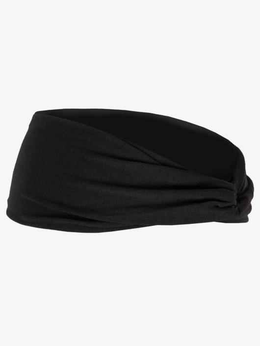 MSTRDS Bandana Jersey Bandana schwarz