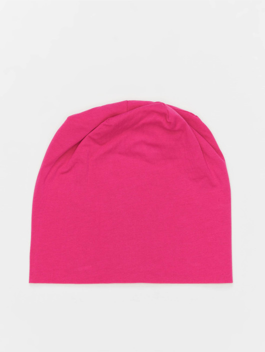 MSTRDS Beanie Jersey pink