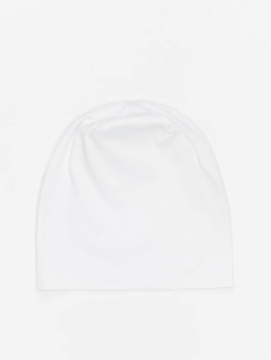 MSTRDS Beanie Jersey white