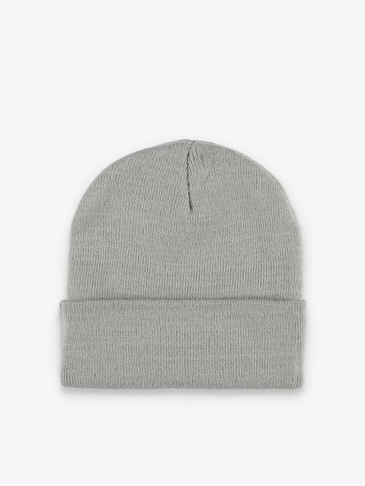 MSTRDS Bonnet Basic Flap gris