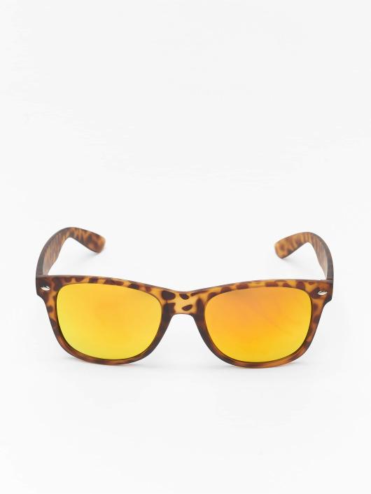 MSTRDS Briller Likoma Mirror brun